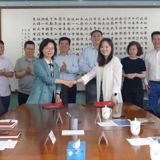 重磅!中华职教社与腾讯课堂达成战略合作